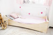 Holzhaus Bett Für Kinder CUBE 3 70x140 Kinderbett
