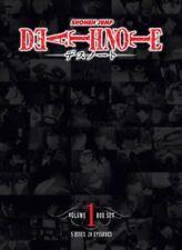 Death Note 5-DVD Complete Vol 1 Anime Series Eps 1-20 Slipcover Viz Shonen Jump