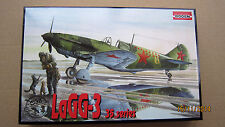 LaGg-3 series 35. Soviet fighter Wwii 1/72 by Roden # 038