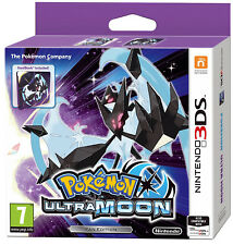 Pokemon Ultra Moon Fan Edition (3DS)  BRAND NEW AND SEALED - QUICK DISPATCH