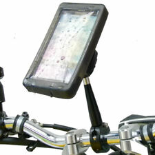 Extended Bike Handlebar Mount & Rain Cover for Samsung Galaxy S9