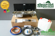 Campervan Smev 9722 Combination Unit Hob L/H Sink Tap Template 20L Water