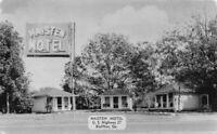 Haisten Motel US 27 Bluffton Ga Clear Vue