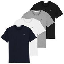 Calvin Klein T-Shirt - CK Jeans Essential Slim Tee - Black, White, Grey, Navy