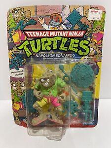 Playmates Teenage Mutant Ninja Turtles NAPOLEON BONAFROG Action Figure