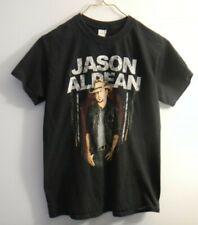 Jason Aldean Concert Tour T Shirt 2016 We Were Here Black Size S
