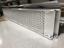 12' Ventilated Walkramp OEM - Aluminum - Truck Trailer Morgan Supreme Kidron US