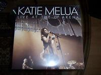 Katie Melua – Vinyl LP Live At The O2 - 2009 - Neu ungeöffnet
