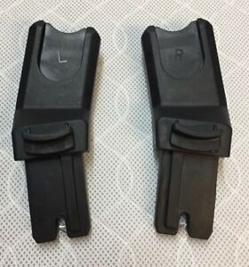 Mothercare Journey Car Seat Adapters Adaptors- Maxi Cosi/Maine/Cybex Aton/BeSafe