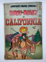 DENNIS THE MENACE #33 1965 FAWCETT SILVER AGE