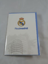 Real Madrid Birthday/Greetings Card - (Official Merchandise)