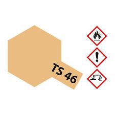(8,23€/100ml) Tamiya TS-46 Sand Hell matt 100ml Sprayfarbe Kunstharz 300085046
