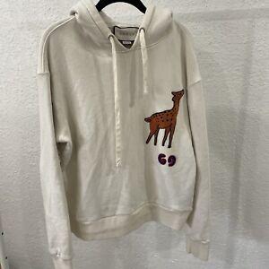 Gucci Hoodie Sweatshirt Pullover Giraffe