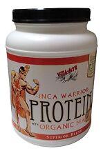 Vitamyr INCA WARRIOR Vanilla PROTEIN Powder w/Organic Maca 2 Lb Body Building