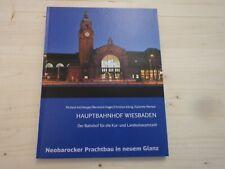 Hauptbahnhof Wiesbaden Hbf Der Bahnhof für die Kur- und Landeshauptstadt Glanz