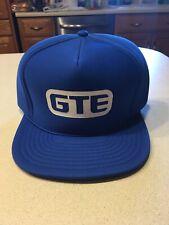 Vintage Gte Genral Telephone Electronics Hat Nos