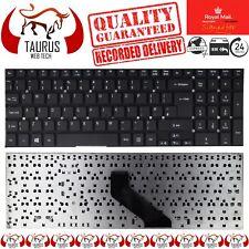 Acer Aspire New Replacement ES1-512 NX.MRWEK.002 V3 Laptop Keyboard UK Black