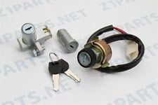 Kawasaki KZ900 KZ1000 Ignition switch,Seat lock assembly