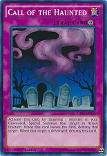 Call of the Haunted Yugioh Card Common Single SDHS-EN037