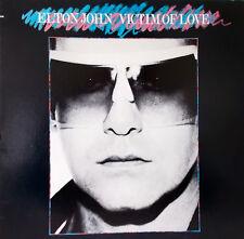 ELTON JOHN VICTIM OF LOVE. 1979 US ISSUE. MCA 5104