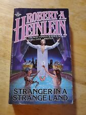 New ListingRobert A. Heinlein Stranger In A Strange Land Vintage Pb 1981 Science Fiction
