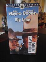 John Wayne as Big Jake (VHS, 1997)