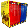Usborne Reading Library - Young Readers Collection 40 Books Box Set (Yellow)