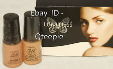 LUMINESS AIR - Airbrush Makeup 2 pc FAIR Shade #4 & #5 SILK Foundation SET *NEW