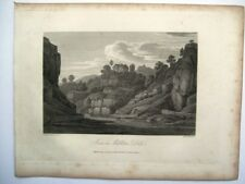 Rocks in Middleton Dale - two plates (published May 8th, 1817)