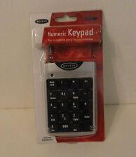 NEW Belkin USB Numeric Keypad