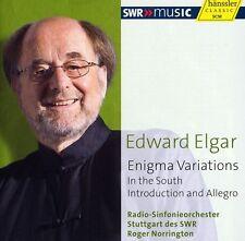 Roger Norrington, E. Elgar - Enigma Variations [New CD]