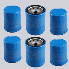 6X New Oil Filter Fits For ACURA/HONDA #15400RTA003 15400-PLM-A01 15400-PLM-A02