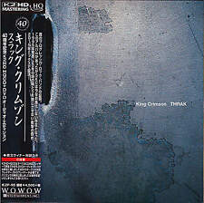 King Crimson , Thrak [ HQCD+DVD Audio_japan Mini Lp ]