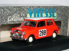 Vitesse 58SM77 Morris Mini Cooper 1963 Monte Carlo Rally #288 1/43