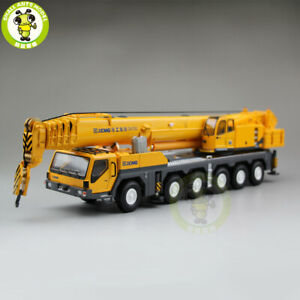 1:50 XCMG QAY200 All Terrain Crane Construction Truck Diecast Model Car Gifts