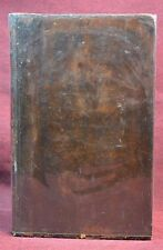 Antiquarian Leather Adventures Telemachus Son of Ulysses Fitzgerald Taylor 1792