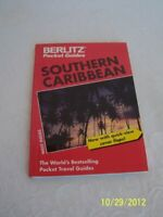 Southern Caribbean (Berlitz Pocket Travel Guides) by Berlitz Guides Paperback