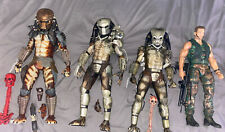 neca 1/4 scale action figure Lot 4 Figures 18 Inch