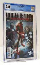 Ultimate Fallout #4 - CGC 9.8 - 1st Miles Morales