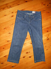 "Womens STRETCH JAG JEANS SIZE 9 leg: REG ""MID RISE, REG FIT, CROP"""