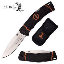 Elk Ridge - Taschenmesser - mit Etui - Klappmesser - Knife - Messer NEU & OVP