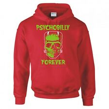 "MUSIC ""PSYCHOBILLY FOREVER"" HOODIE"
