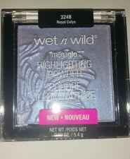 New Wet & Wild Mega Glow Royal Calyx Shimmer Highlighter  **Limited Edition**