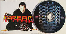 D:REAM CD U R The Best Thing 6 MIX Oakenfold Sasha Morales MIXES UNPLAYED