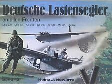 Waffen-Arsenal Band 42 Deutsche Lastensegler an allen Fronten