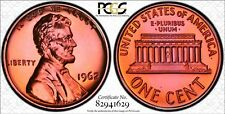 1962 Monster Toned PCGS PR67RB Lincoln (Only 22 Exist!) RicksCafeAmerican.com