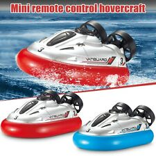 Rc Boats Mini 2.4G Wireless Hovercraft Electric Remote Control Speedboat