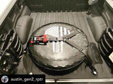 Ford F150 Gen2 Raptor BIG WHEEL Pro Eagle Jack Mount + Spare Tire Mount +Y Strap