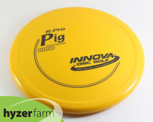 Innova R-PRO PIG *choose your weight and color* Hyzer Farm disc golf putter