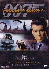 James bond 007, Le monde ne suffit pas - Edition Ultimate 2 DVD